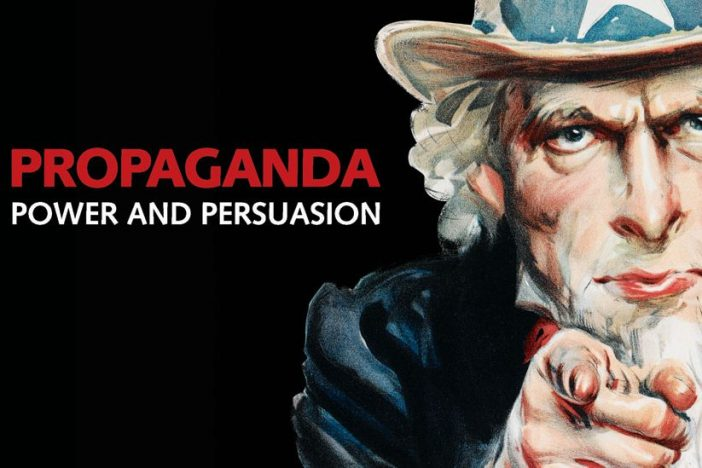 The Government Is Allowed to Use Propaganda on You