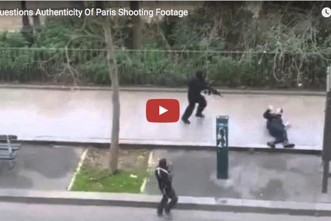 Some Question Charlie Hebdo Shooting