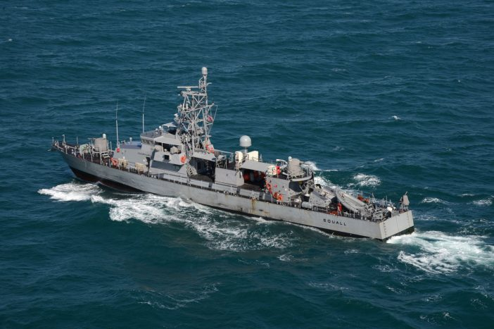 US Fires Warning Flare At Iranian Ship Off Iranian Coast Iran Notes Incident Was in Persian Gulf
