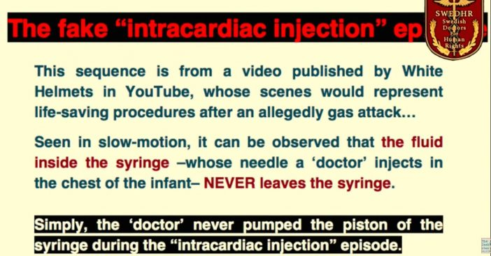 Swedish Doctors For Human Rights Confirm Fake 'Lifesaving' Techniques on Children