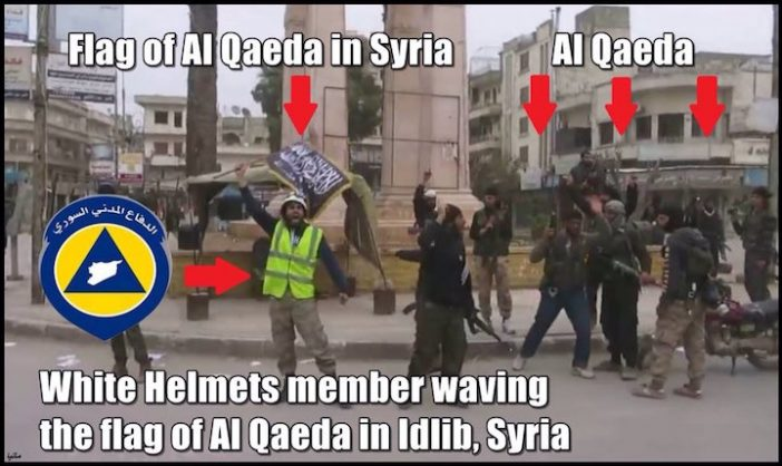 Are The White Helmets Impartial & Unarmed?