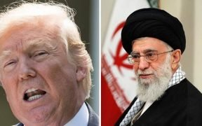 Donald Trump and Ayatollah Ali Khamenei 816115
