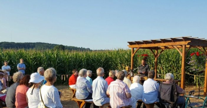 To Block Pipeline, Nuns in Court to Defend Cornfield Chapel