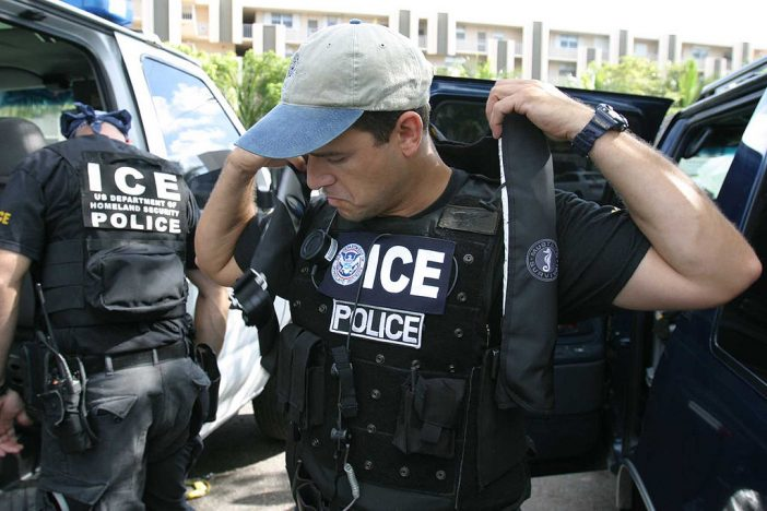 ICE plans to outsource data collection on 500,000 people a month