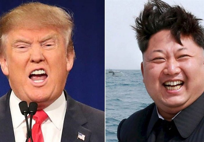 Trump & Kim Jong-Un Are Playing A Deadly Game of Who Can Be The Maddest Of Them All
