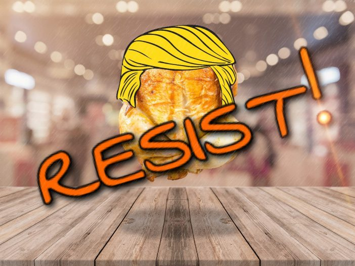 Thankful for the Resistance-PODCAST