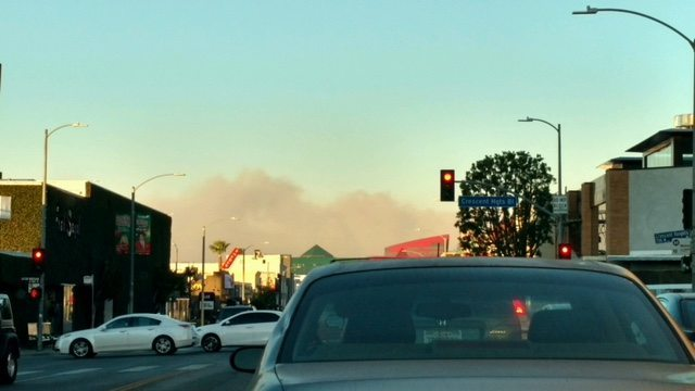 LA Fires: Images, Updates, Power Outages, Evacuation Zones and More