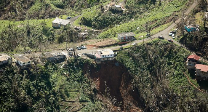 Nearly 1,000 More People Died in Puerto Rico After Hurricane María