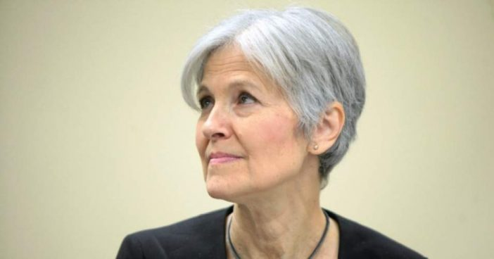 Investigating Jill Stein for Russian Collusion Decried as 'Dangerous' and 'Absurd'
