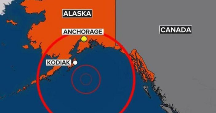 Alaska Escapes Devastation From Massive 7.9 Earthquake