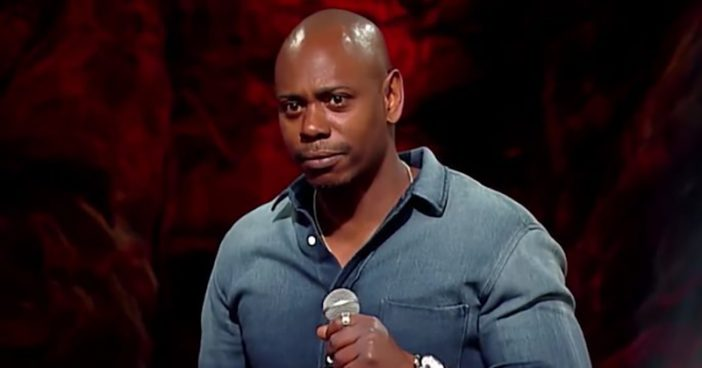 In New Dave Chappelle Special Equanimity, Chappelle Skewers Trump
