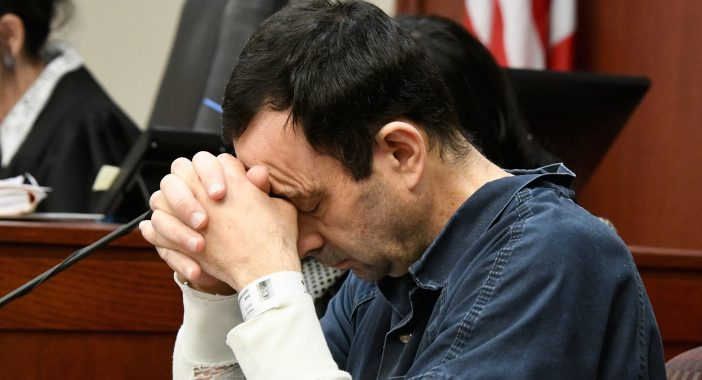 Nearly 90 Sexual Abuse Victims Of Former USA Gymnastics Doctor Speak Out
