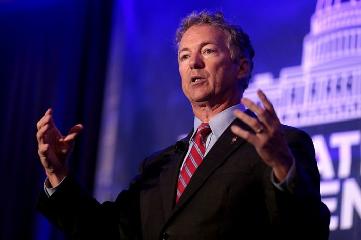 Midnight Bill Rushed Through To Increase Government Spending, Rand Paul Gives Epic Speech