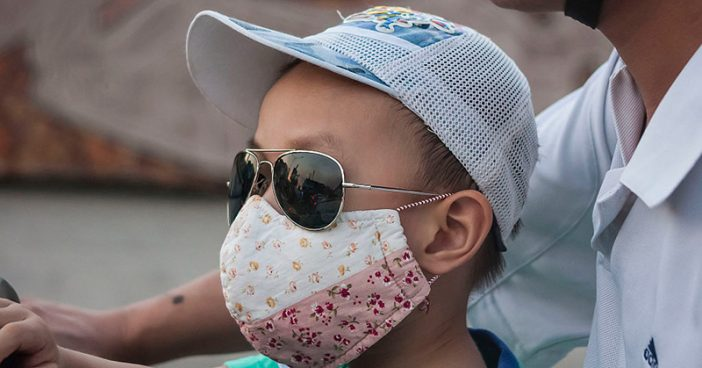 Hanoi, Vietnam Air Pollution Was At Toxic Levels For 90 Percent Of 2017