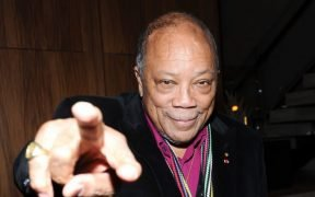 Entretien de Quincy Jones