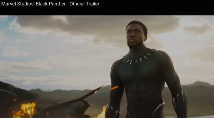 New Black Panther Movie