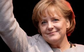 Chancellor of Germany, Angela Merkel Wins 2017