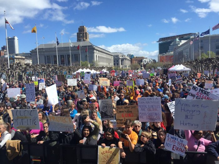 March For Our Lives – Scenes From Across the Country & the World