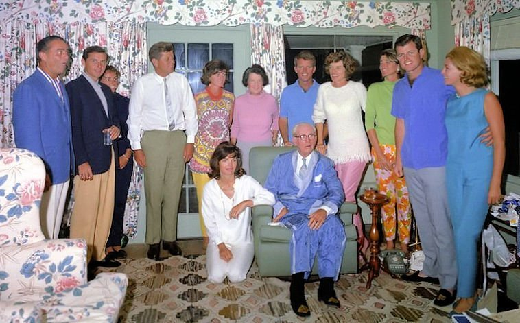 Joseph Kennedy & How He Built The Kennedy Family Fortune ...