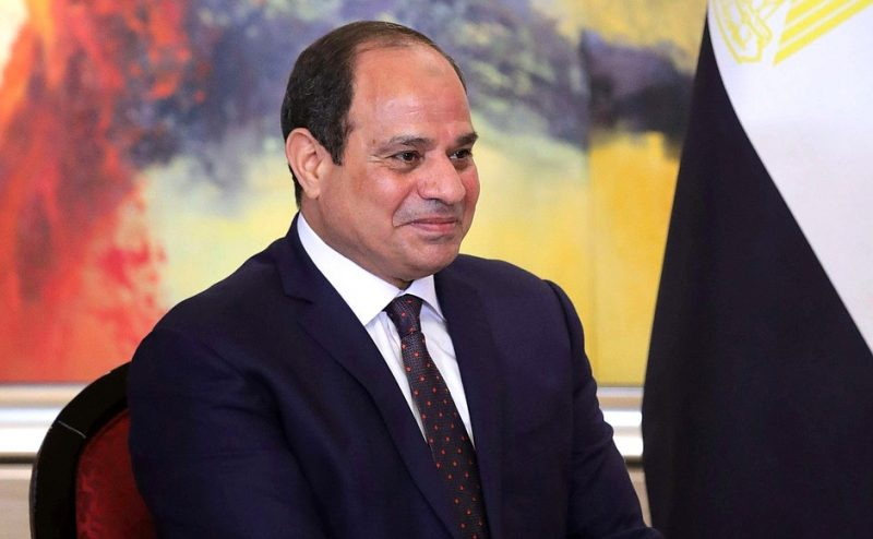 El-Sisi Wins Nearly 100 Percent of Vote in Egypt Presidential Election