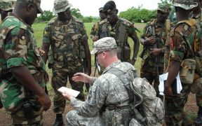 US Covert Mission in Africa