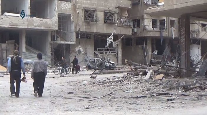 Is Corporate Media Getting Syria's Eastern Ghouta Crisis Right? Maybe.