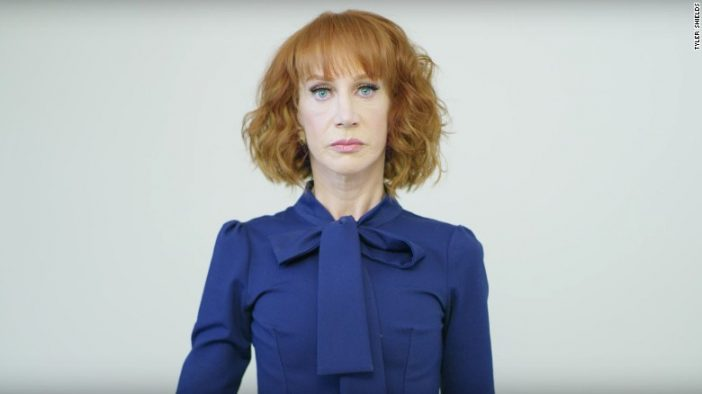 Kathy Griffin On A Comeback Tour After Trump Photo Controversy
