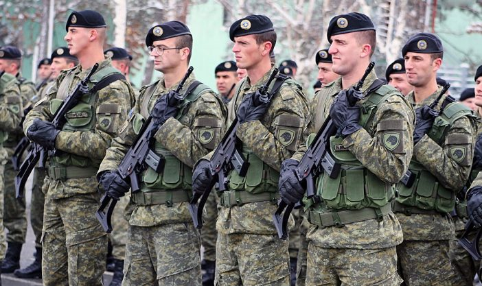 The US Wants To Help Form First-Ever Kosovo Army