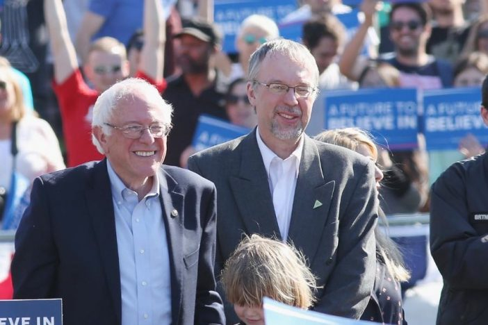 Feel The Bern Is Back As Son & Step-Daughter of Bernie Sanders Step Into Politics