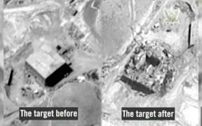 Israel Admits Bombing Nuclear Reactor In Syria