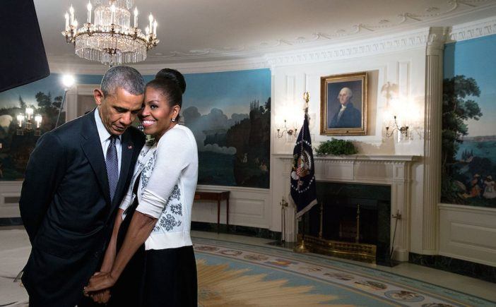 New Michelle And Barack Obama Netflix Series In The Works