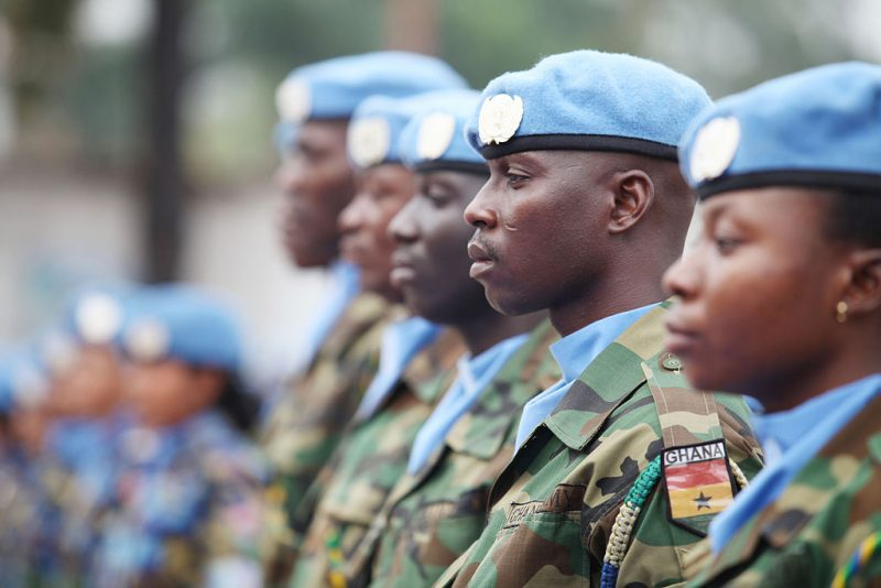 World Calls For Reform of UN Peacekeeping Forces After Deadliest Year in History For UN
