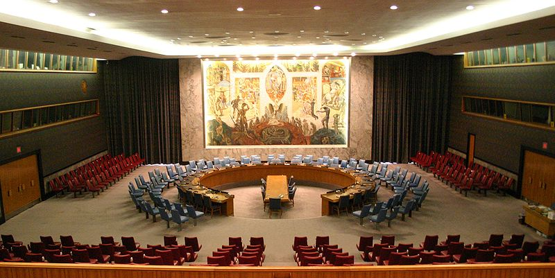 Is Germany Stealing Israel's First Ever Seat at UN Security Council?