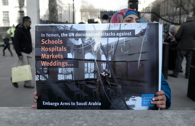 Hypocrisy: Media Silent on Saudi Airstrike of Yemen, But Supports Western Call For Attack on Syria