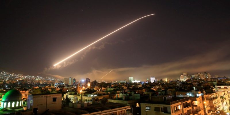 Damascus Under Attack: President Trump Tempts World War III With Friday Strike in Syria, Failing to Stand Down and Stand Up to the Military Industrial Complex