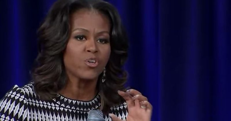 Michelle Obama Smashes Trump Supporters In Vicious Attack