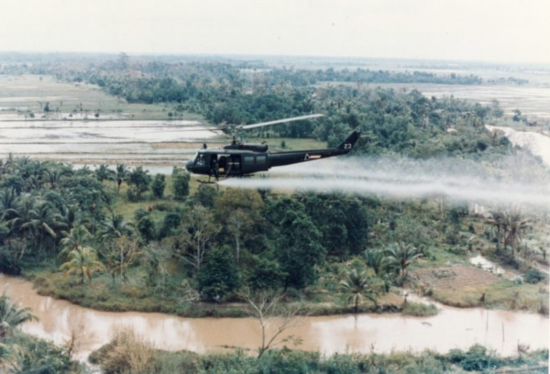Remembering Agent Orange this Earth Day