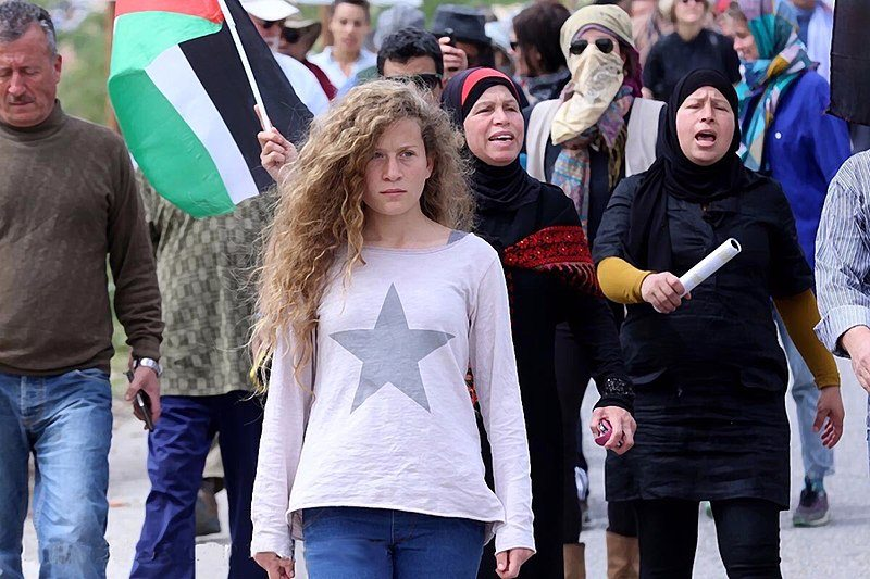 Ahed Tamimi's Story Puts a New Face on Israeli-Palestinian Divide