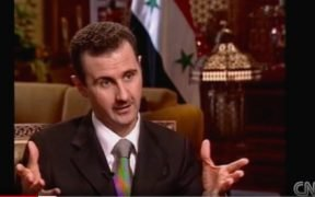 CNN Assad