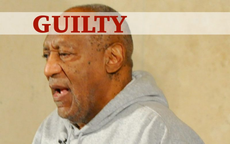 Bill Cosby Found Guilty, But Is Society Ready To Face Rape?