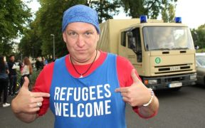 Germany Refugees Welcome