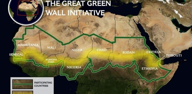 Great Green Wall of Africa