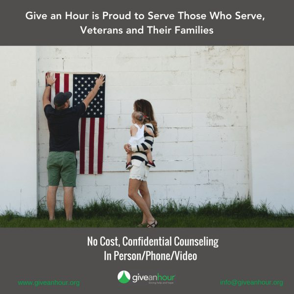 Free Mental Health Counseling for Veterans And Their Families