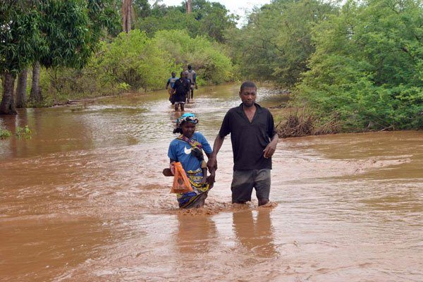 Hundreds Dead & Thousands Displaced as Heavy Rains Cause Flooding in East Africa