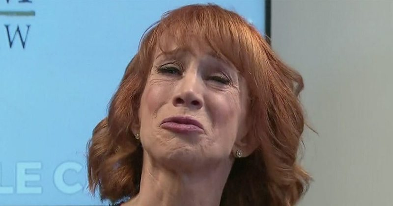Kathy Griffin Brags About Bullying Woman, Then Takes Shot At White Women