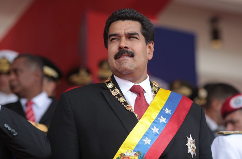 Defiant Maduro Begins Second Term Amidst Economic and Political Crises