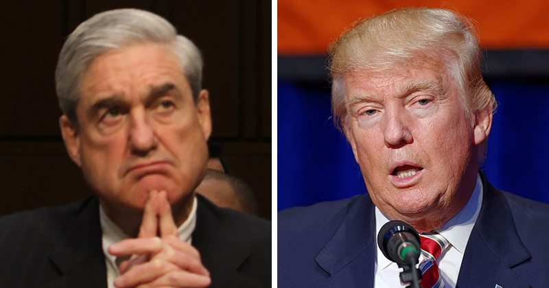 BREAKING: Mueller Investigation About To End