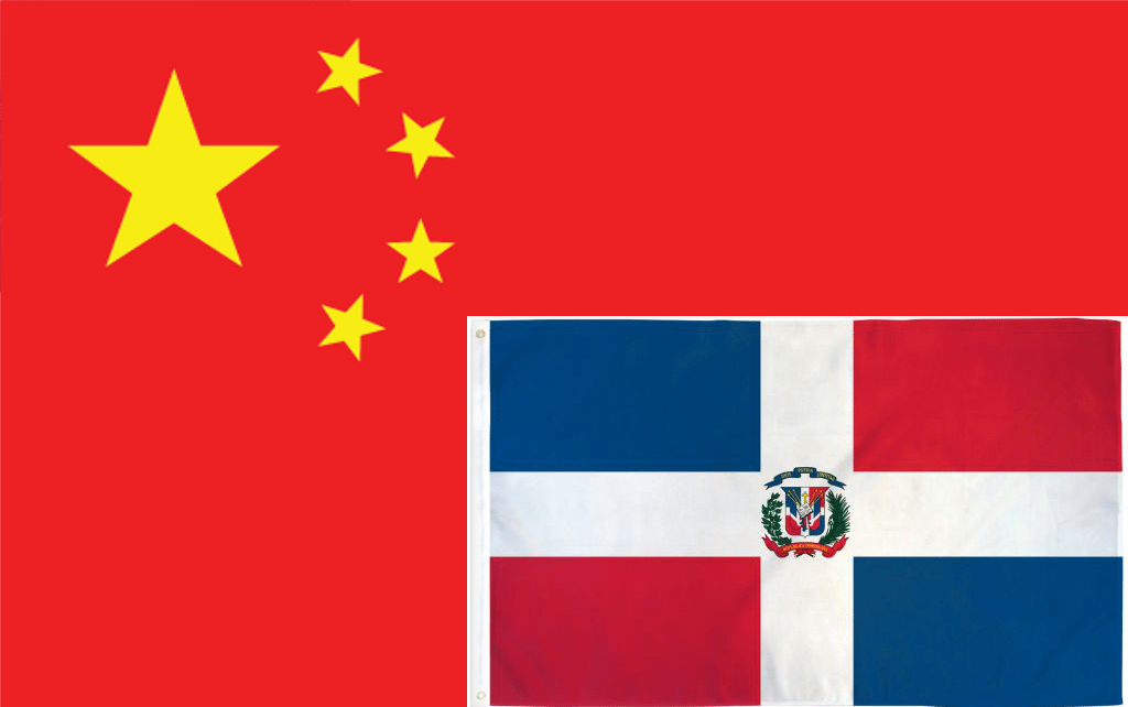 In Blow to Taiwan, Dominican Republic Cuts Ties & Opens Diplomatic Relations with China