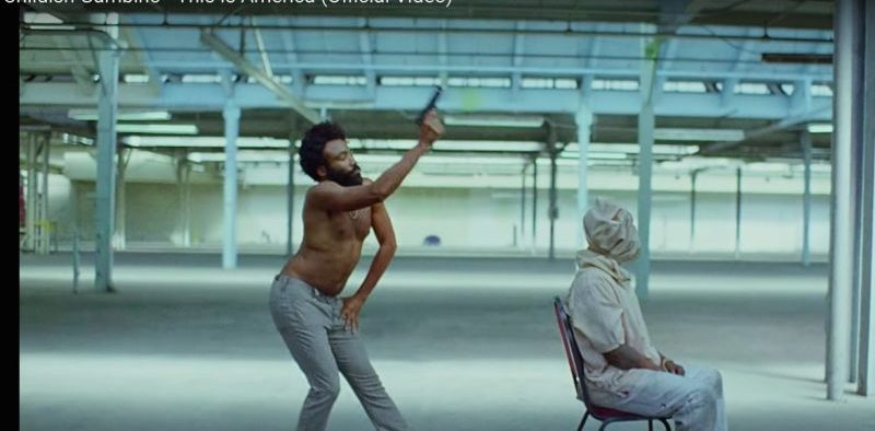 Donald Glover, Childish Gambino, This is America