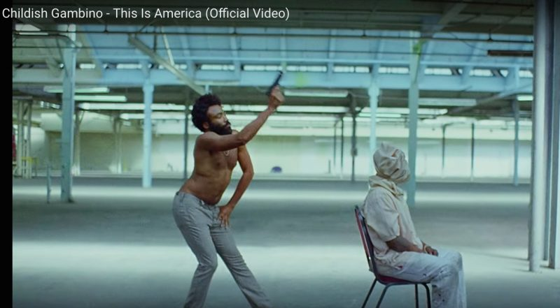 """Donald Glover Debuts Shocking """"This Is America"""" Music Video, Takes Internet By Storm"""